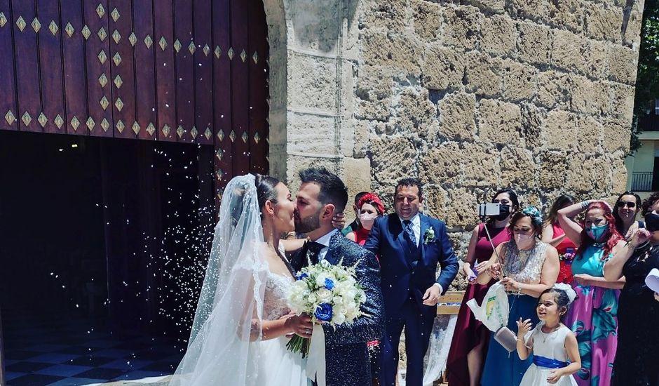 La boda de Iván  y Alba en Granada, Granada