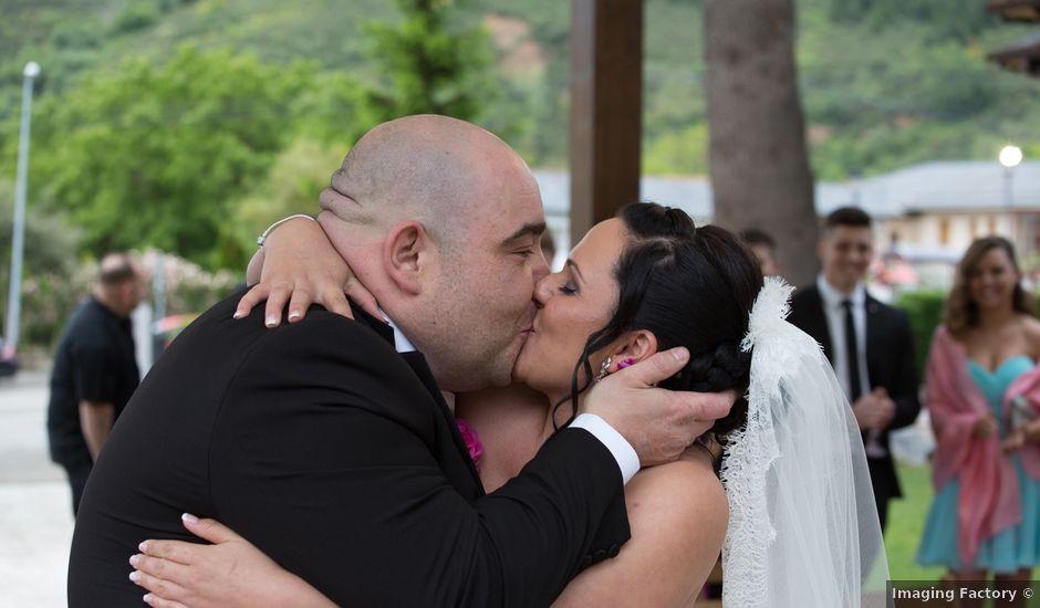 La boda de Santy y Silvia en Ponferrada, León