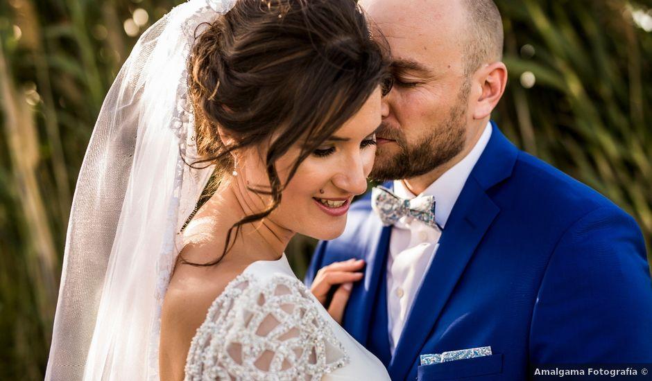 La boda de Antoine y Lorena en Daya Vieja, Alicante