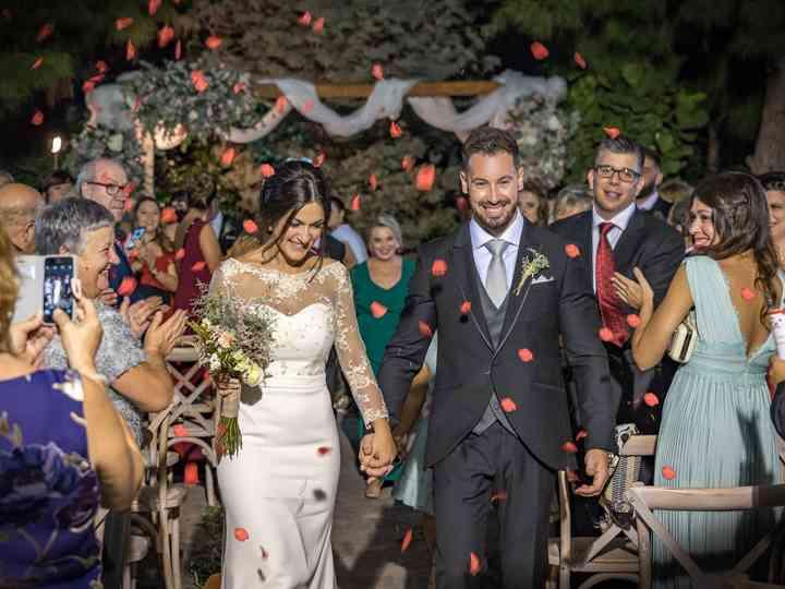 La boda de Noemí y Saúl