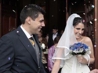 La boda de Sofía y Iker 1