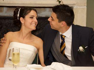 La boda de Sofía y Iker