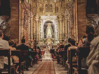 La boda de Vanesa y Julio