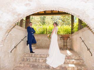 La boda de Ruth y Jesus