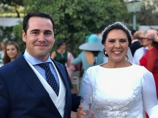 La boda de Javier y Marina