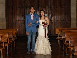 La boda de Karen y Herick 1