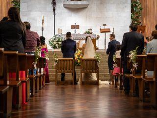 La boda de Karen y Herick 2