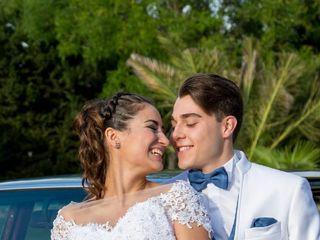 La boda de Iván y Nair 1