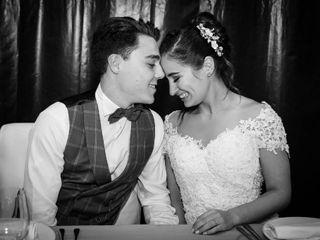 La boda de Iván y Nair