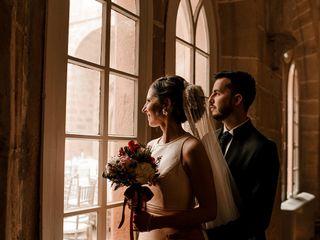 La boda de Iker y Bea
