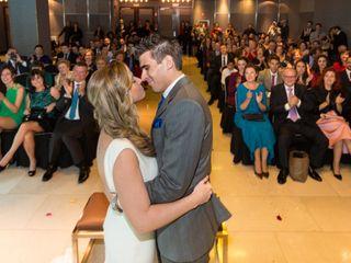 La boda de Lourdes y Fernando