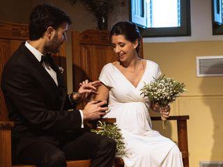La boda de Gemma y Rai