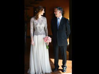 La boda de Tania y Quique