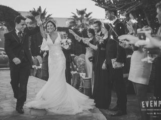 La boda de Carolina y Raúl
