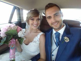 La boda de María Del Mar y Jesús 1