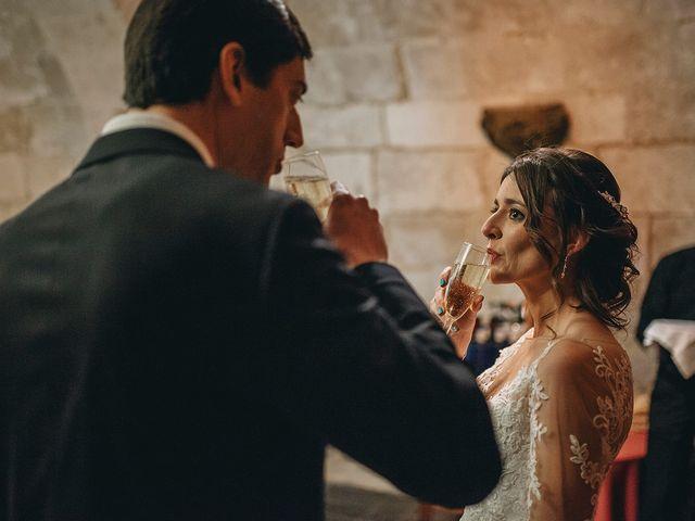 La boda de Alfonso y Laura en Topas, Salamanca 3