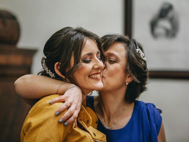 La boda de Alfonso y Laura en Topas, Salamanca 10