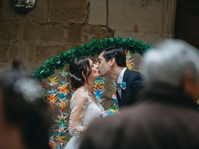 La boda de Alfonso y Laura en Topas, Salamanca 13