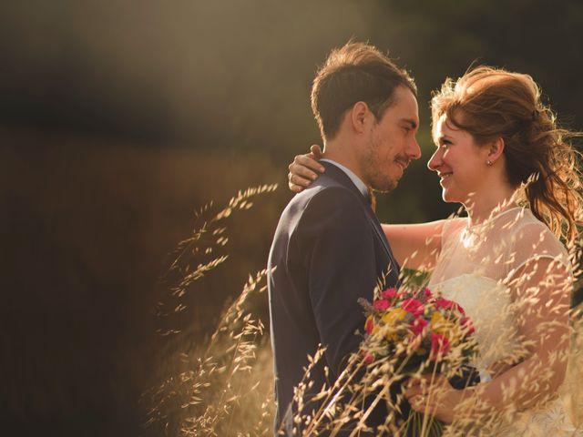 La boda de Núria y Raül