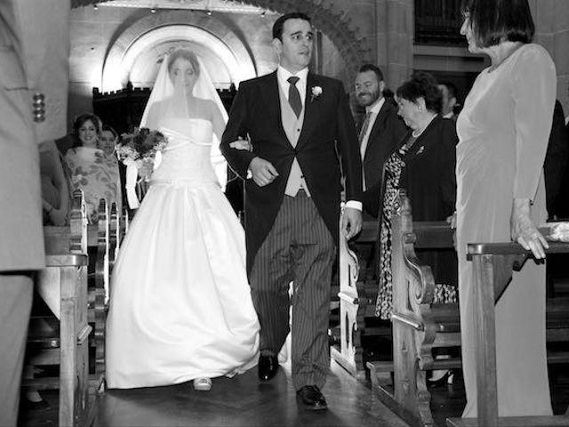 La boda de Iker y Sofía en Neguri, Vizcaya 5