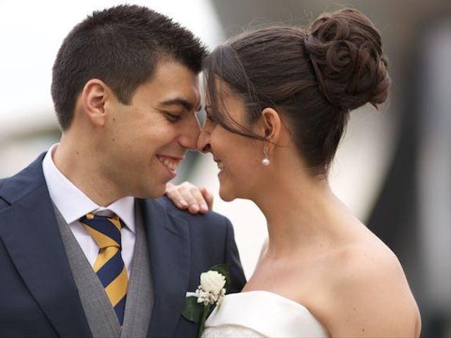 La boda de Iker y Sofía en Neguri, Vizcaya 7