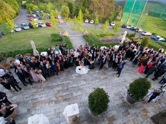 La boda de Iker y Sofía en Neguri, Vizcaya 8