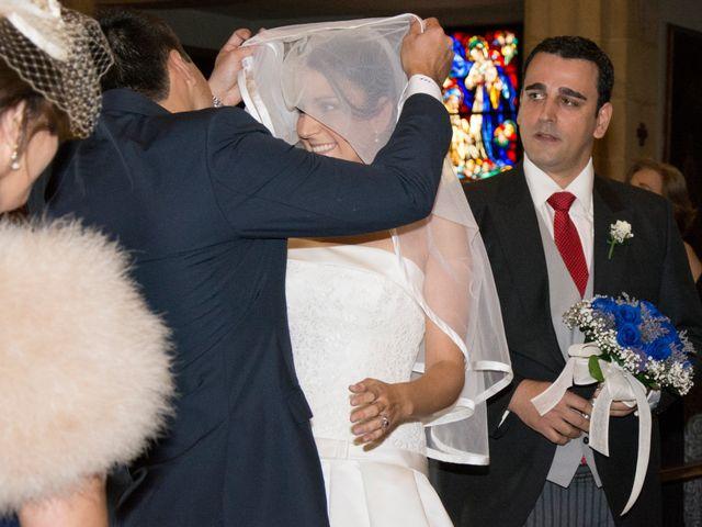 La boda de Iker y Sofía en Neguri, Vizcaya 1