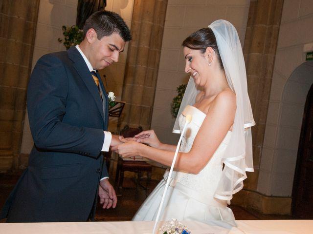 La boda de Iker y Sofía en Neguri, Vizcaya 14