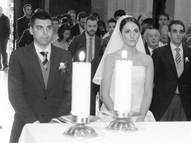 La boda de Iker y Sofía en Neguri, Vizcaya 15