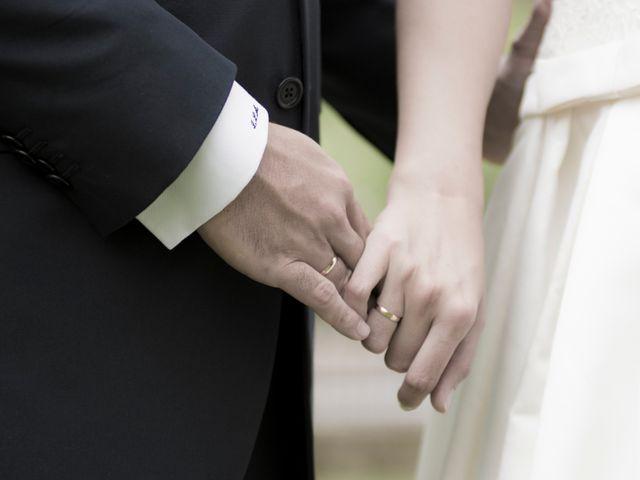 La boda de Iker y Sofía en Neguri, Vizcaya 16