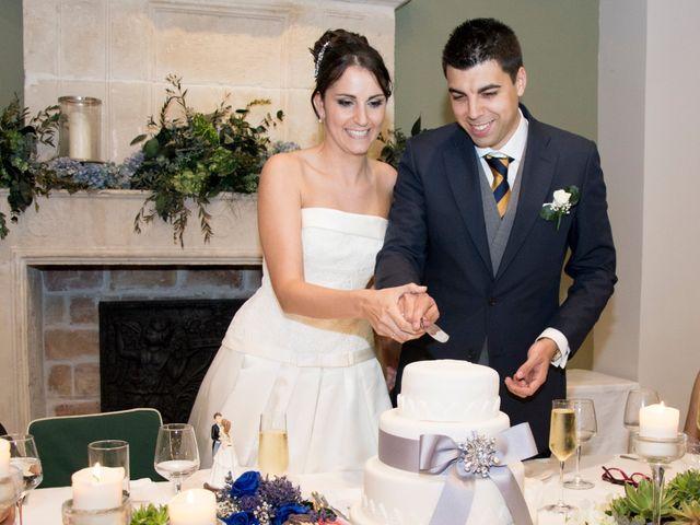 La boda de Iker y Sofía en Neguri, Vizcaya 18