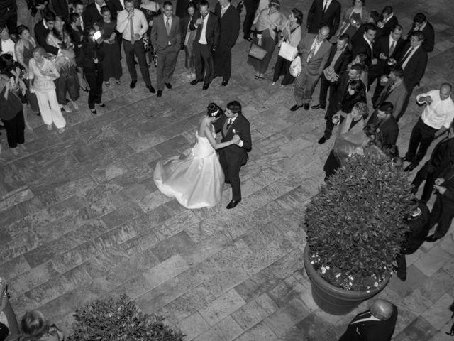 La boda de Iker y Sofía en Neguri, Vizcaya 19