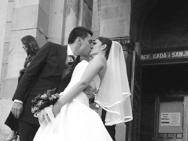 La boda de Iker y Sofía en Neguri, Vizcaya 22
