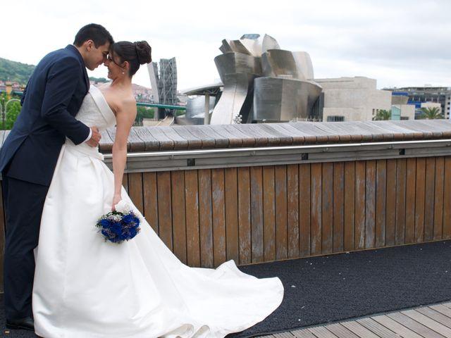 La boda de Iker y Sofía en Neguri, Vizcaya 2