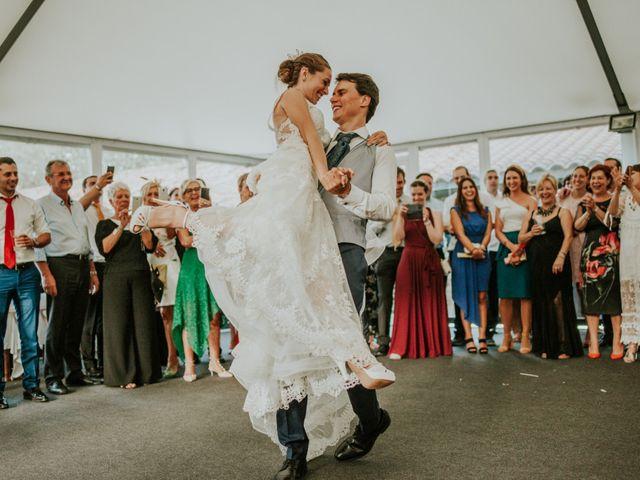 La boda de David y María en Hondarribia, Guipúzcoa 7