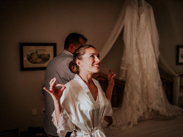 La boda de David y María en Hondarribia, Guipúzcoa 9