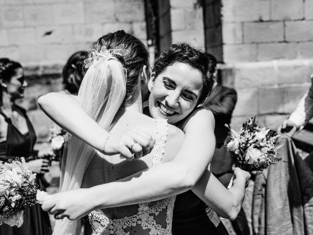 La boda de David y María en Hondarribia, Guipúzcoa 11
