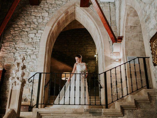 La boda de David y María en Hondarribia, Guipúzcoa 16