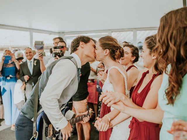 La boda de David y María en Hondarribia, Guipúzcoa 21