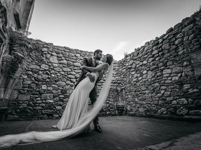 La boda de Carla y Fernando