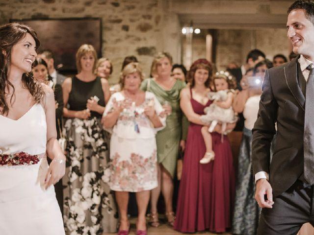 La boda de Mireia y Unai