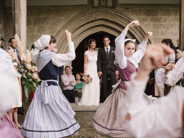 La boda de Unai y Mireia en Arceniega, Álava 8