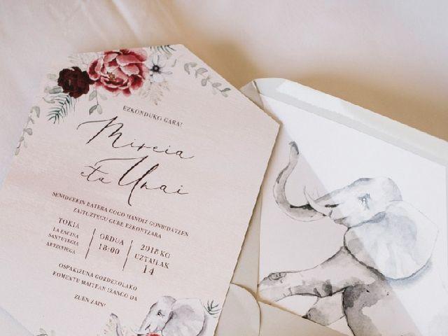 La boda de Unai y Mireia en Arceniega, Álava 12