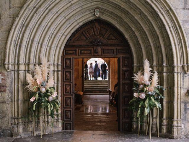 La boda de Unai y Mireia en Arceniega, Álava 15