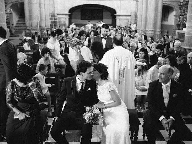 La boda de Unai y Mireia en Arceniega, Álava 20