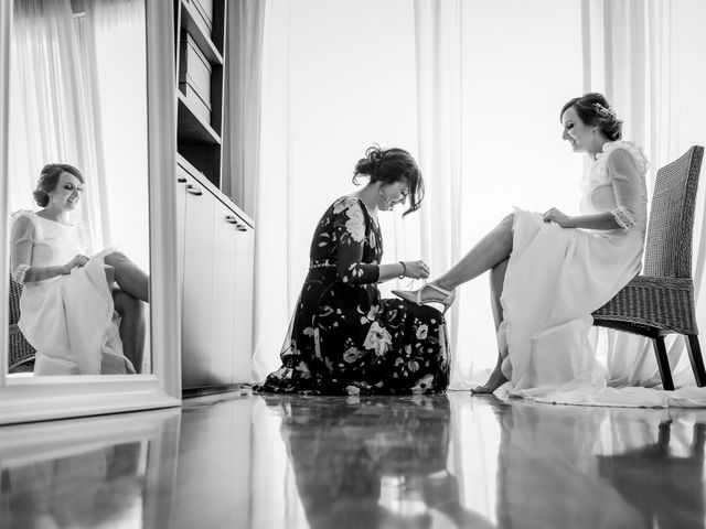 La boda de David y Vicky en Murcia, Murcia 11