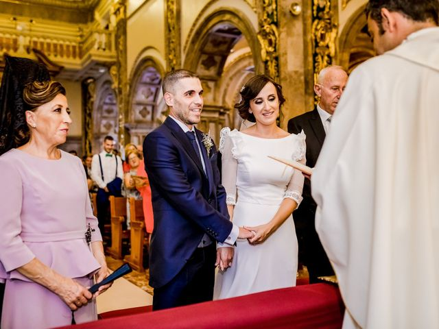 La boda de David y Vicky en Murcia, Murcia 21