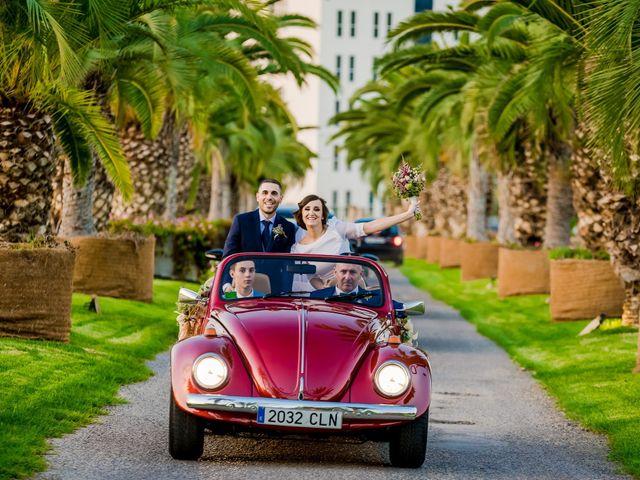 La boda de David y Vicky en Murcia, Murcia 24