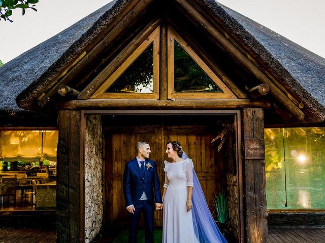 La boda de Vicky y David