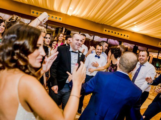La boda de David y Vicky en Murcia, Murcia 33